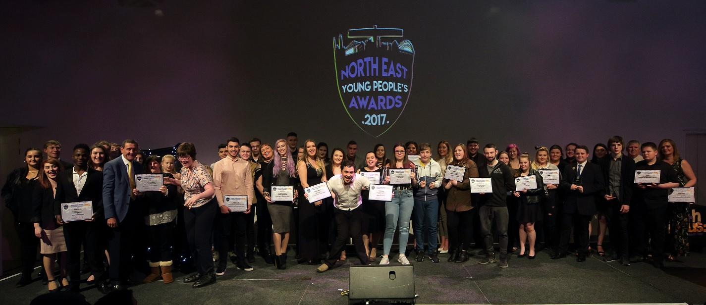 North East Young People's Awards 2017